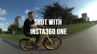 Insta360 One Video Example Compilation