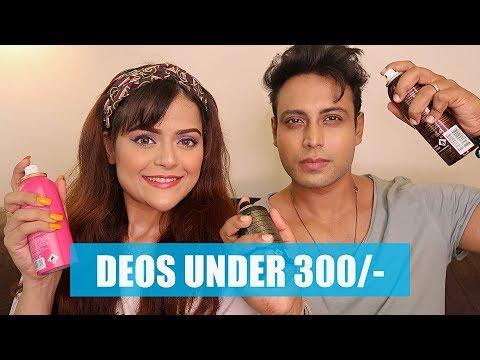 Deodorants Under 300 Rupees