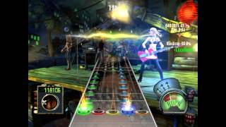 Guitar Hero 3 Custom - Billy Talent - The Navy Song