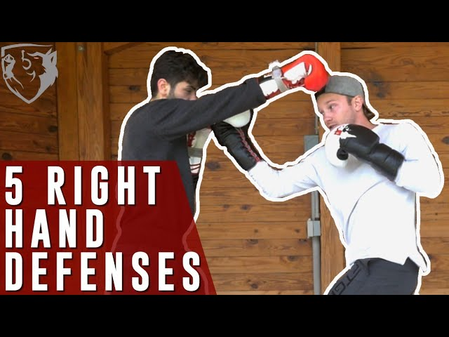 How to Beat Someone with a Good Right Hand