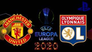 FIFA 20 UEFA Europa League Manchester United vs Olympique Lyonais