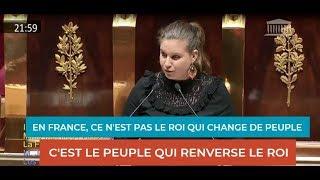EN FRANCE, CE N'EST PAS LE ROI QUI CHANGE DE PEUPLE, C'EST LE PEUPLE QUI RENVERSE LE ROI