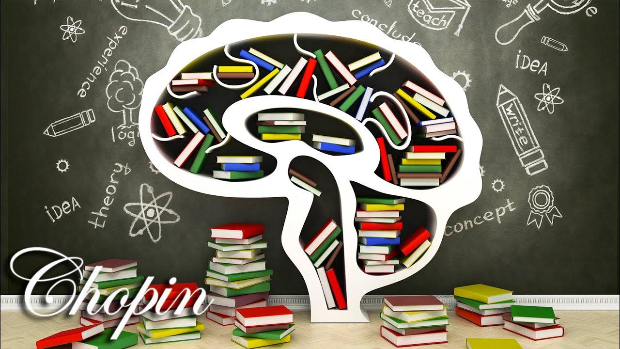 M sica para estudiar y concentrarse y memorizar chopin - Concentrarse para estudiar ...