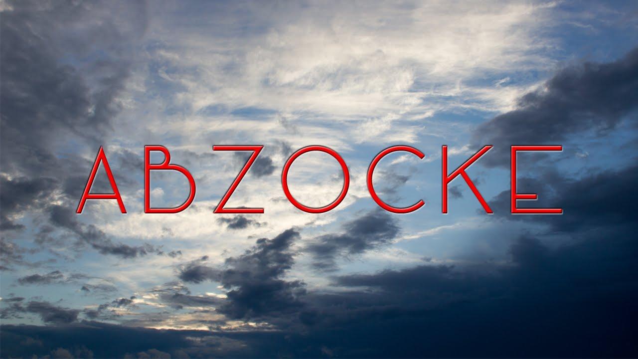 Telefon Abzocke