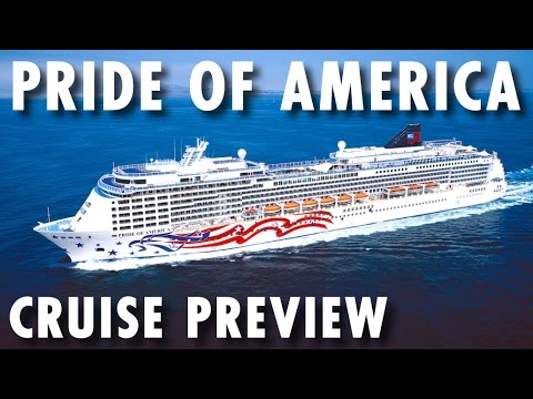 Pride Of America Cruise Preview Hawaii Norwegian Cruise Line - Pride of america cruise ship hawaii