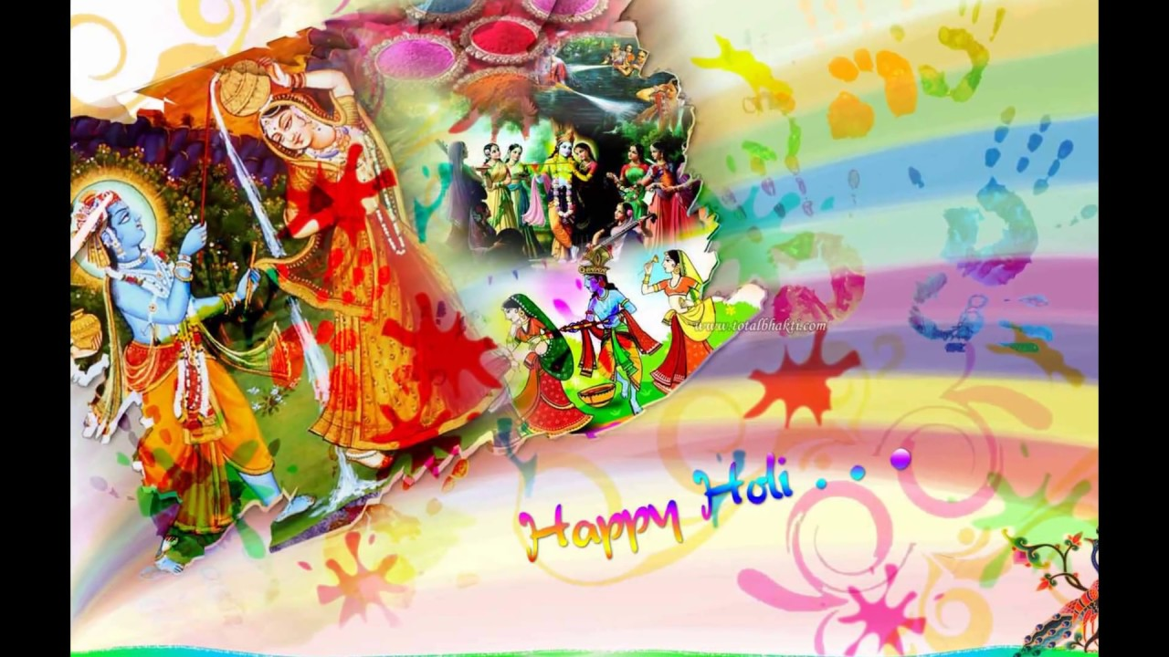 happy holi festival hd wallpapers, wishes photos, greetings - youtube