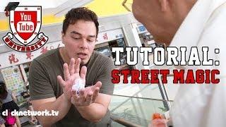 Street Magic (YouTube University) - The Click Show: EP12