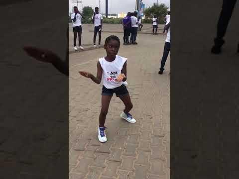 Dj Switch Ghana walks for Free SHS