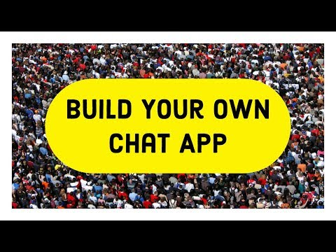 Build Your Own Chat App - Thunkable - Video - 4Gswap org