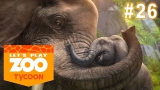 Zoo Tycoon | Let's Play | Famous Parents! [Ep 26]