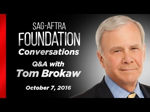 Conversations with Tom Brokaw