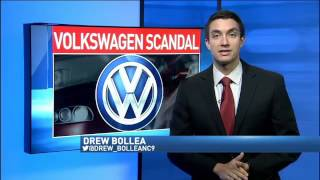 VW Boss: 'Endlessly Sorry' for Emissions Scandal
