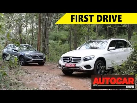First Drive & Review: Mercedes-Benz GLC | Autocar