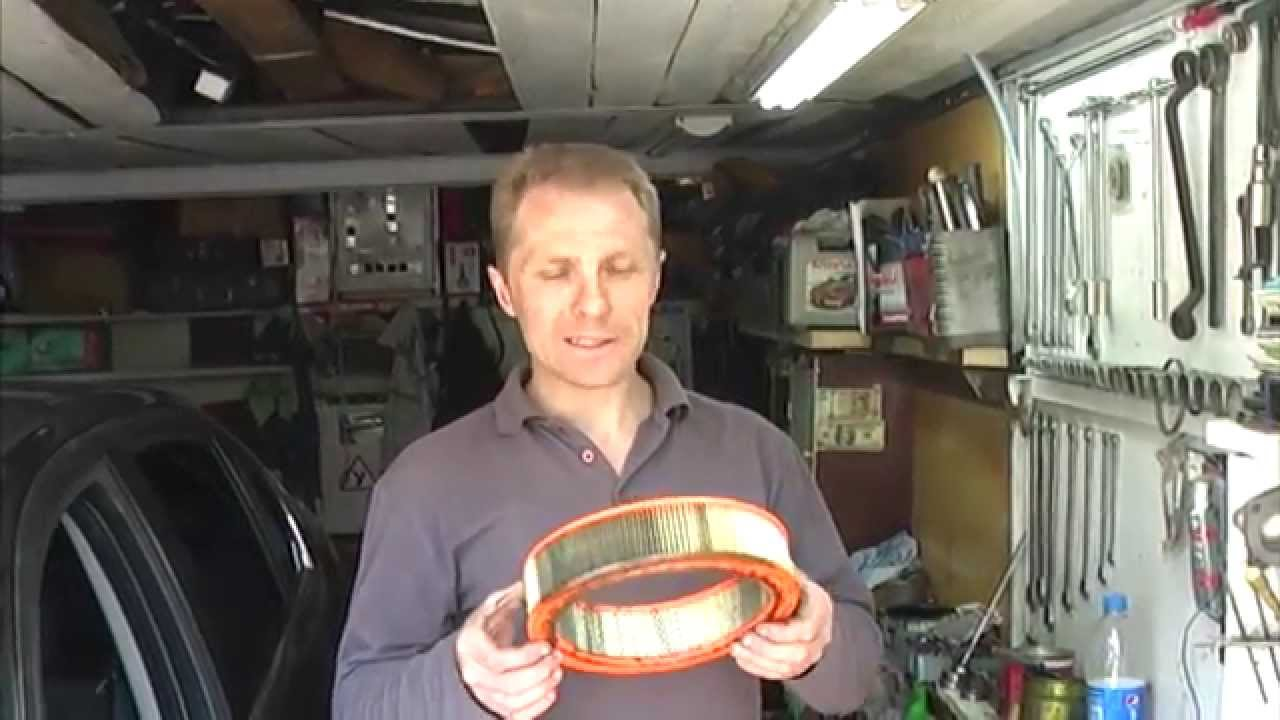Воздушный фильтр в масле  ВАЗ 2108 2109 21099 (карбюраторный)