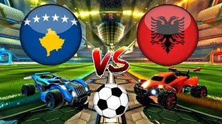 Kosova vs Shqiperia !! - Rocket League SHQIP | SHQIPGaming