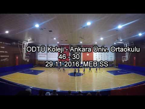 ODTÜ Koleji - Ankara Üniversitesi Ortaokulu