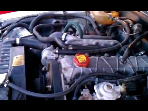 First Start Of 1986 Jeep Comanche 21l Diesel Youtube