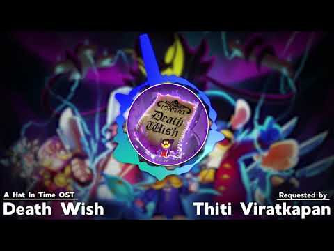 A Hat In Time OST (Seal the Deal DLC) - Death Wish - Boss Theme