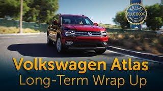 2019 Volkswagen Atlas - Long-Term Wrap Up