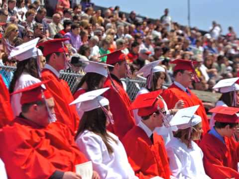 Orrville High School Graduation 2013