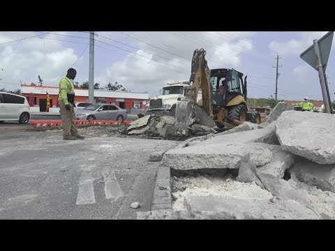Turks and Caicos Island – Millions on Road Works - One Caribbean Report