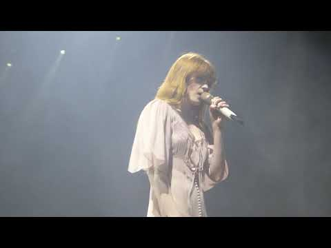 Florence + The Machine - Moderation Live At Oslo Spektrum Arena 12 March 2019
