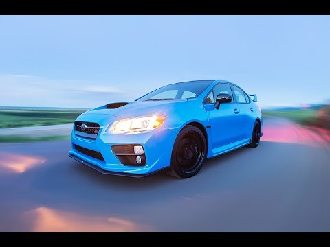 COBB Tuning - 2015-2019 STI Titanium Cat-Back Exhaust Sound Check