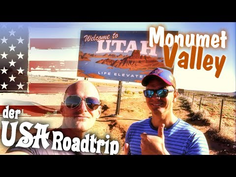 USA ROADTRIP Vlog 4K - Tag 9 │Monument Valley Utah & Grand Canyon Arizona + Kostenübersicht $ │