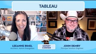 How Admins Can Dive Into Data with Tableau   Expert Corner