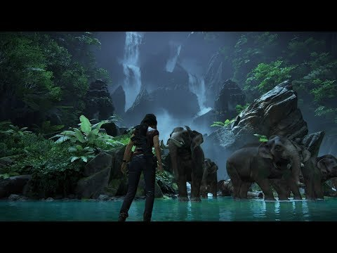 Uncharted: The Lost Legacy (Favorite Music Scores) by Henry Jackman