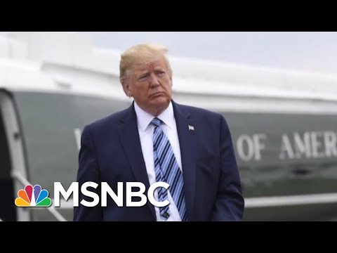 New Polls: President Donald Trump Behind Nationwide & In Key State | The Last Word | MSNBC
