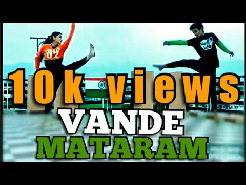 Vande Mataram || A.R Rahman-Maa Tujhe Salaam || dance cover by jay bisht || shilpi kukreti