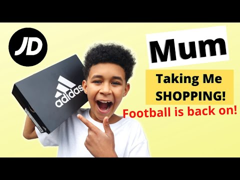Shopping For New Football Boots | Premier League is BACK!