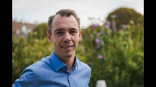 Benjamin Kaan wirbt um deine Stimme bei der Grünen Spitzenwahl