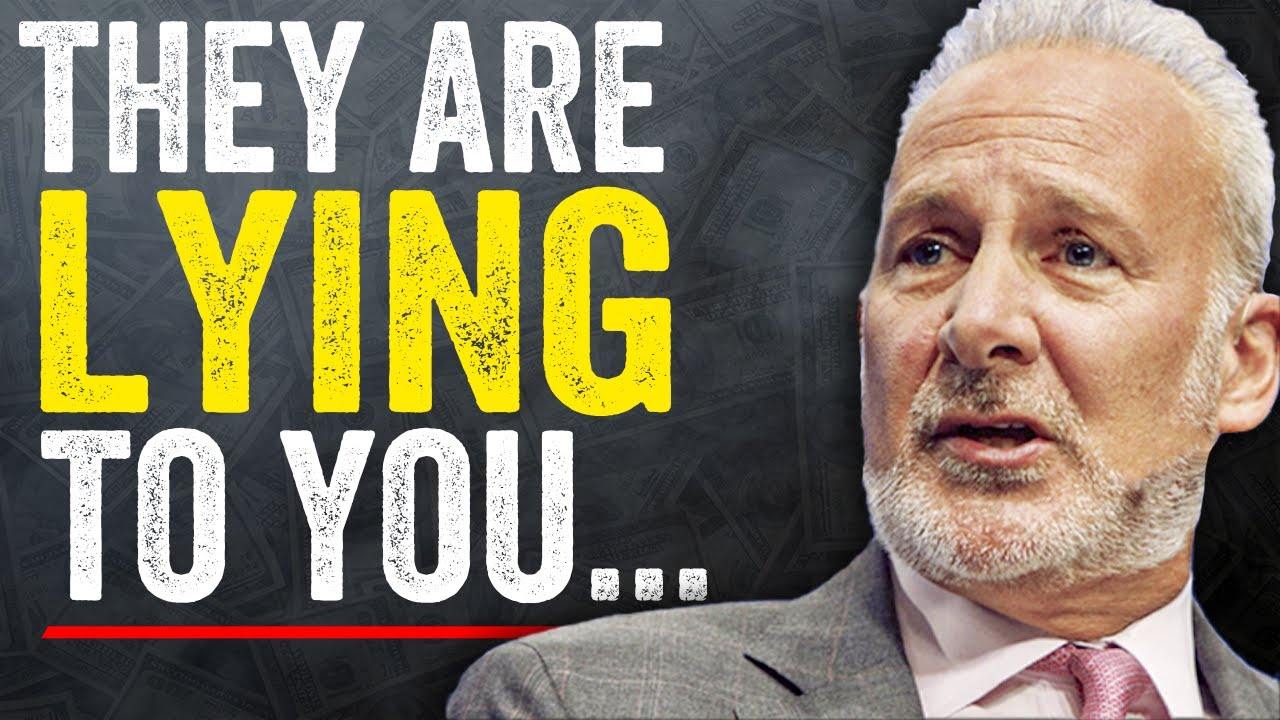 Peter Schiff on Taxes, Debt, Inflation And More