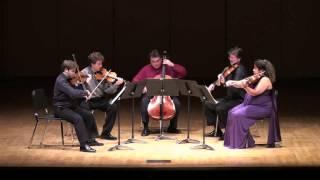 Felix Mendelssohn: String Quintet No.1, Op.18, II. Intermezzo. Andante sostenuto