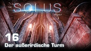 The Solus Project [16] [Der außerirdische Turm] [Twitch Gameplay Let's Play Deutsch German] thumbnail