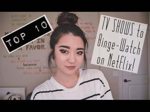 Top 10 TV s to BingeWatch on Netflix!