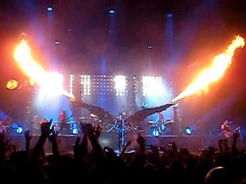 Rammstein Engel Live At Madison Square Garden Ny Youtube
