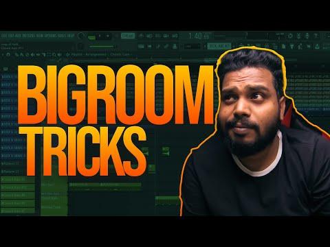 Big Room House Legendary Trick in Fl Studio 12 | EDM (2020)