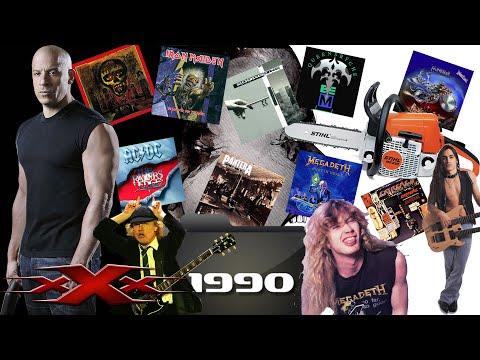 JUBILÁLÓ 2. rész: A vindízelők | 1990 legfontosabb albumai