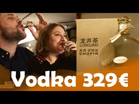 Vodka 21€ VS 329€ avec Coucou Les Girls !