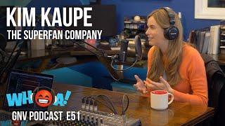 Branding Yourself and Your Accomplishments with Kim Kaupe  WHOA GNV Podcast