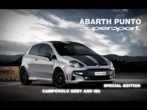 Abarth Punto Supersport Youtube