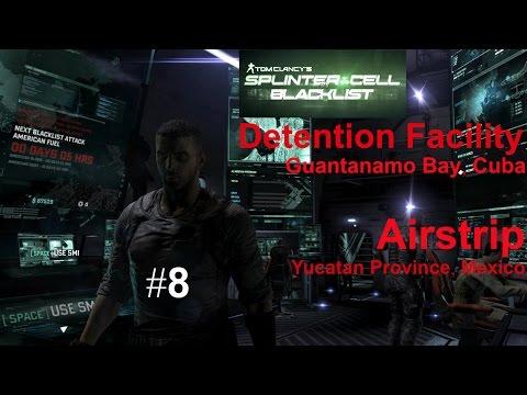 Splinter Cell - The Blacklist - Detention Facility, Guantanamo Bay, Cuba - #8