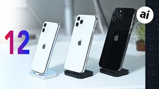Revealed: Here's What Apple's New iPhone 12 Lineup Looks Like!