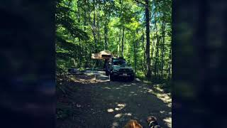 Manor camping trip in Maryland!
