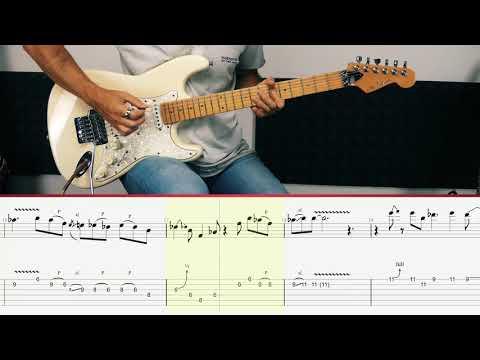 Robben Ford - Blues (Guitar Tutorial)