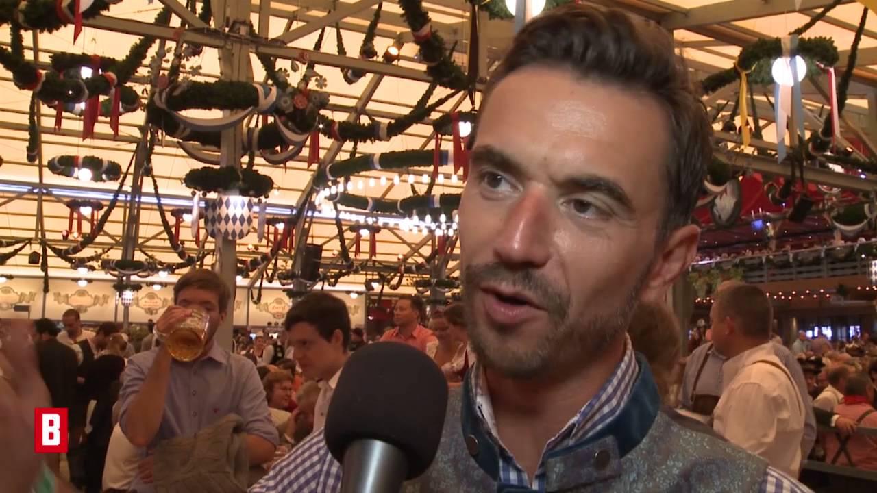 Florian Silbereisen - Ohne Helene auf dem Oktoberfest  - BUNTE TV