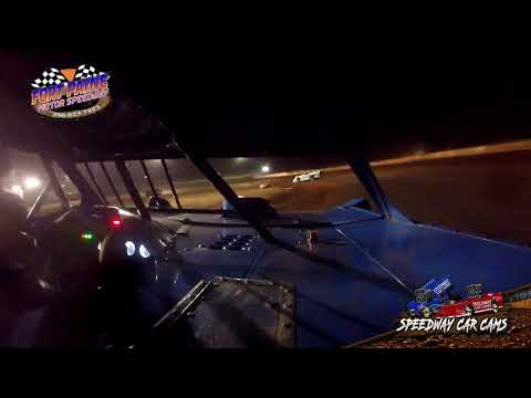 #7 Richard Smith - Super Late Model - 8-11-18 Fort Payne Motor Speedway - In Car Camera